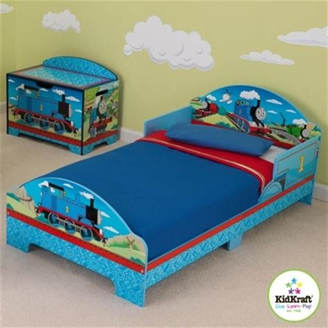 thomas toddler bed kidkraft thomas and friends toddler bed thomas the train bedroom