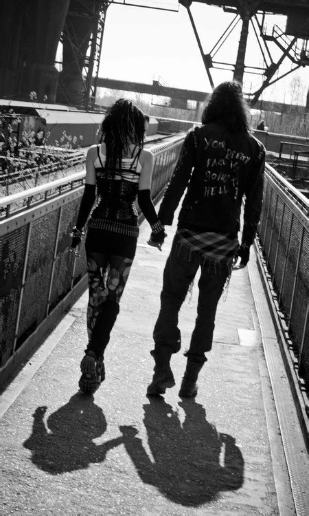 Metal couple | Tumblr