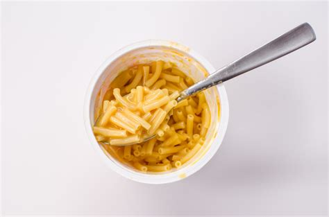 Cheese Instant Taste Test 5 Best Instant Mac And Cheeses Huffpost
