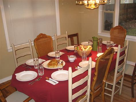 setting a table for dinner file set dinner table jpg wikimedia commons
