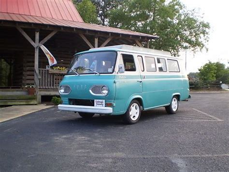 find   ford falcon econoline travel wagon  holman moody mustang galaxie vw bus