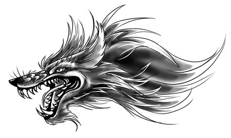 small wolf head tattoo small wolf design by yujiandhisboa on deviantart