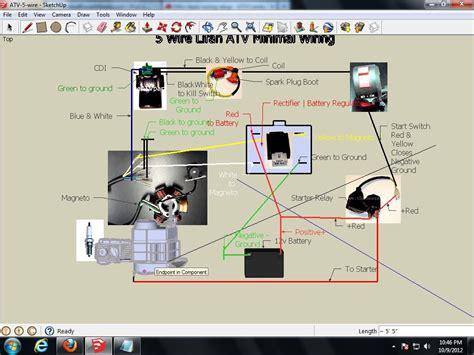 wiring diagram for atv starter relay readingrat net