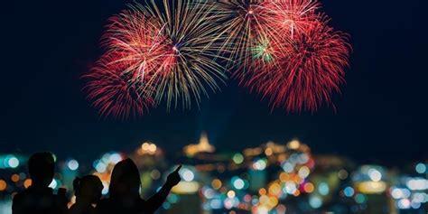 background tahun baru ini lima tempat merayakan tahun baru di jakarta yang