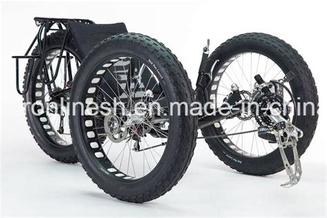 All About Bicycle 3 china 26x4 wide tire 3 wheeler bike three wheel