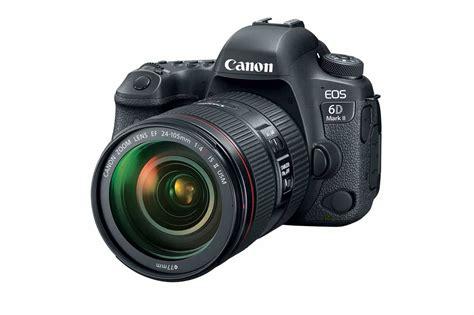 Canon Eos 6d canon eos 6d ii ve eos 200d dslr modelleri duyuruldu