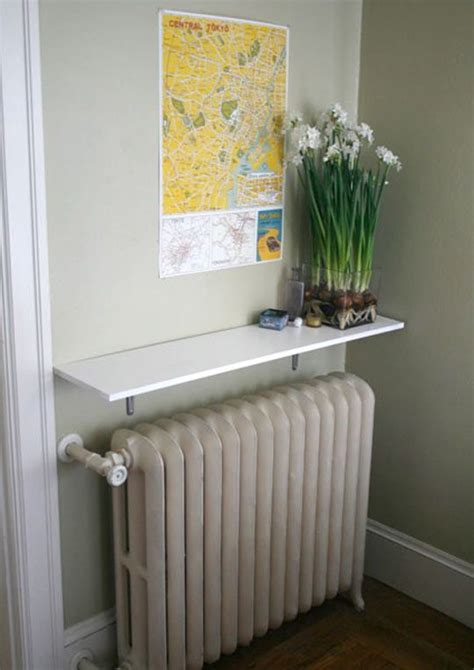 Shelf Radiator by 24 Cool Shelf Ideas To Embrace Your Radiator Shelterness