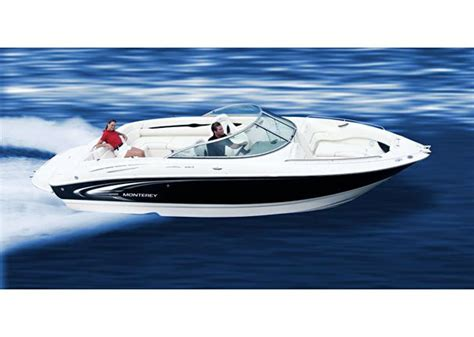 monterey boats manufacturer used runabout monterey boats for sale 2 boats