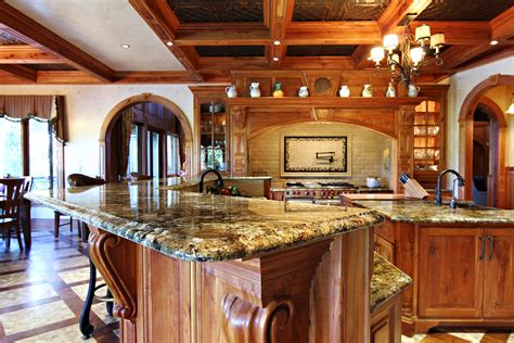 Modern Luxury Kitchen With Granite Countertop Kitchen Brilliant Modern Luxury Kitchen With Granite Countertop White Granite Kitchen