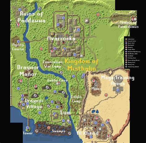 gielinor the fourth age a runescape based rpg