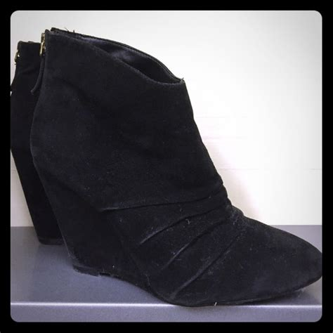 74 bcbgeneration shoes bcbg generation black suede