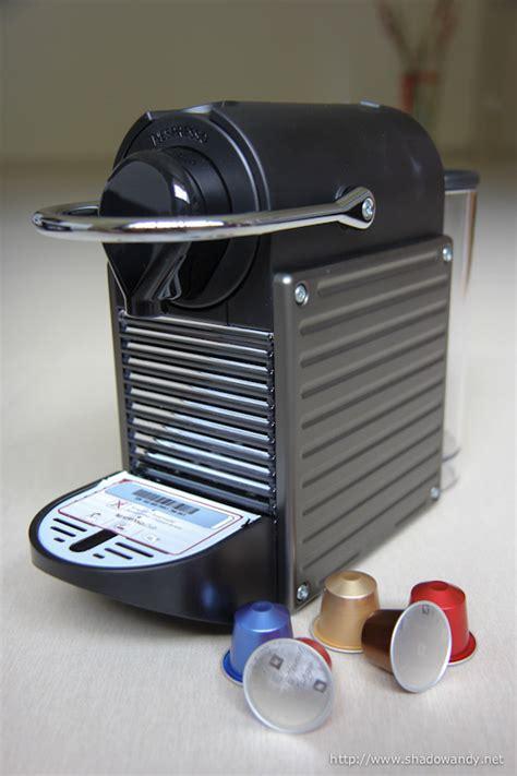 Nespresso Pixie   fast, intuitive, design, compact, energy efficient espresso machine