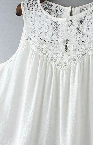 Silvina Blouse Floren 1 1000 ideas about white tops on davies tops and polyvore