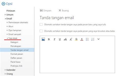 cara terbaru buat signature pada email yahoo dtechnoindo menambahkan tanda tangan signature email terbaru 2018