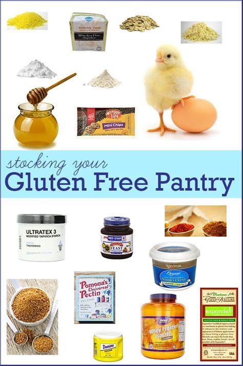 Gluten Free Pantry List by 22 Best Gluten Free Info Celiac Disease Images On