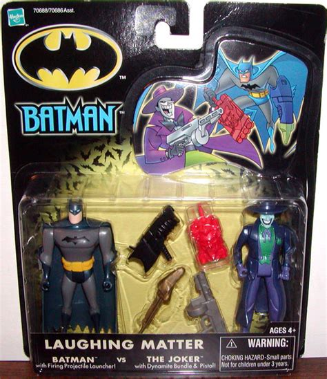 Imaginext Batmobile By Charme Nel laughing matter batman vs joker figures hasbro