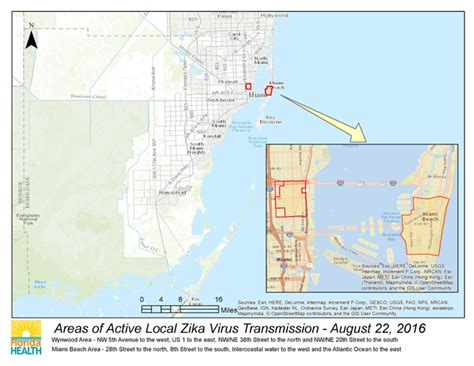 Records Miami Dade County Florida Officials Investigating 3 New Local Zika Cases In Miami