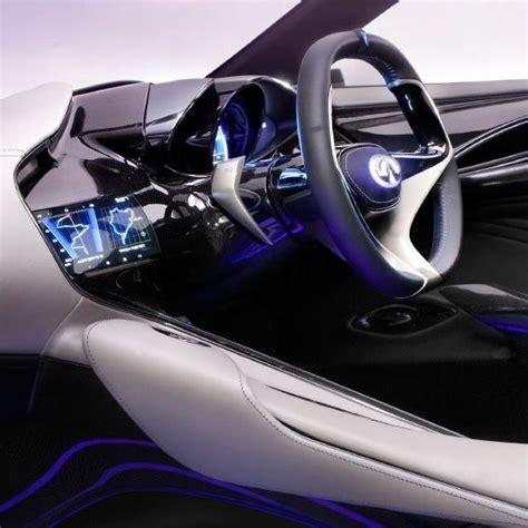 Future Car Futuristic Car Interior Infiniti Emerg E
