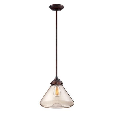 hanging light not hardwired shop millennium lighting 12 5 in w bronze hardwired
