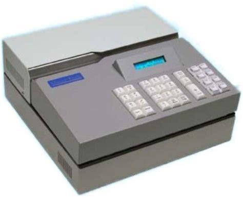 Micr Encoding Machine by Shear Tech En 5400 Exception Item Check Micr Encoder High