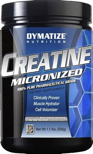 9 grams of creatine micronized creatine by dymatize nutrition 69 free s h