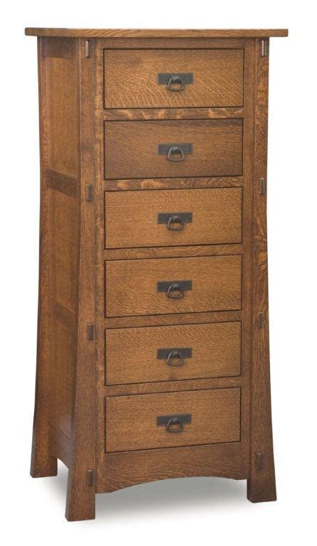 Mission Chest Of Drawers by Amish Modesto Mission Chest Of Drawers