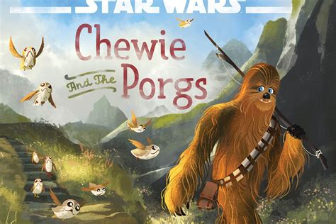 wars the last jedi chewie and the porgs books the last jedi book covers show poe dameron s new ride