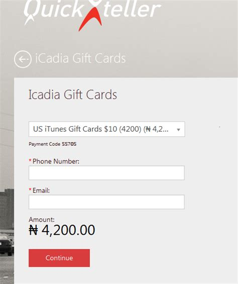 Pls Buy Gift Cards - buy us itunes gift cards in nigeria at quickteller with atm card
