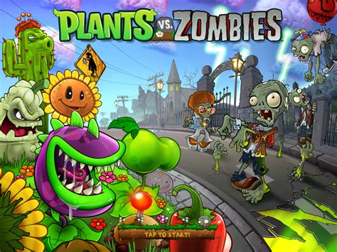 plants  zombies wallpapers gallery