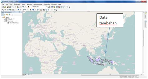 tutorial arcgis desktop 10 tutorial arcgis desktop 10 0 2 belajar geomatika
