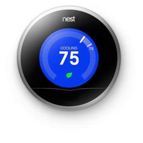 homedepot refurbished nest smart thermostats 149