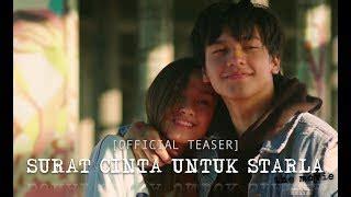 film surat cinta untuk starla download official teaser surat cinta untuk starla 2017 jefri nichol