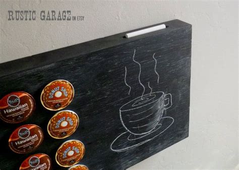 K Cup Wall Rack by 1000 Ideas About Coffee Pod Racks On Coffee