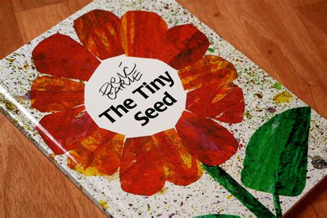 The Tiny Seeds planted by streams the tiny seed eric carle inspired