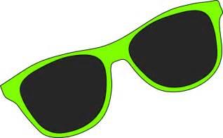 Sunglasses Clipart green sunglasses clip at clker vector clip