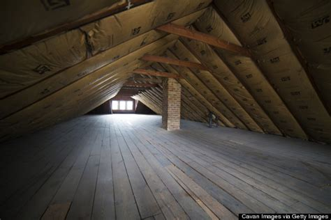 attic spaces haunted house myths confirmed and debunked huffpost