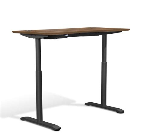 electric height adjustable desk by unique furniture 75527