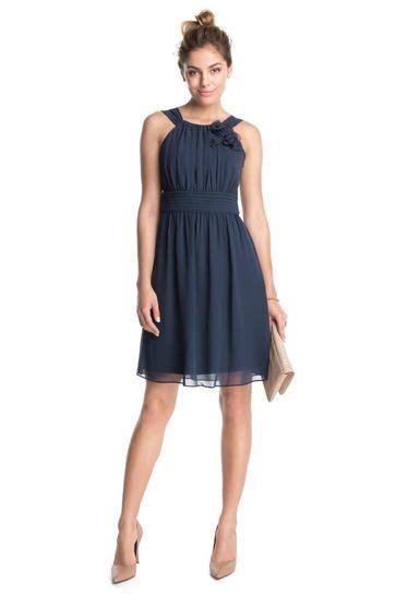 blaues kleid hochzeitsgast