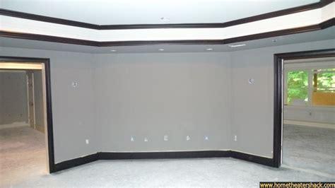 gray walls with black trim homey - Gray Walls Black Trim