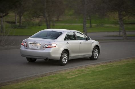 2010 Toyota Camry Price 2010 Toyota Camry And Camry Hybrid Facelift Prices Announced