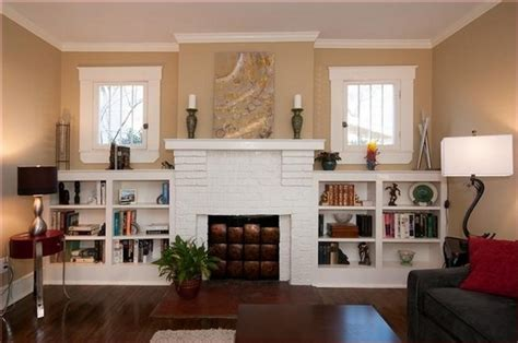 craftsman bookshelves craftsman fireplace for bookcases home design ideas