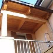 verande cer usate tettoie per balconi tettoie da giardino guida alla