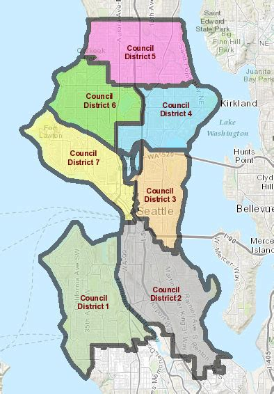 sections of seattle neighborhoods council districts neighborhoods