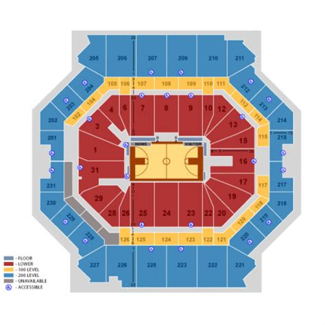 barclays center seating chart barclays center venues