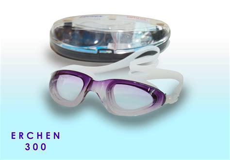 Kaca Mata Renang Erchen 6018 kaca mata renang erchen 300 distributor dan toko jual baju renang celana alat selam secara