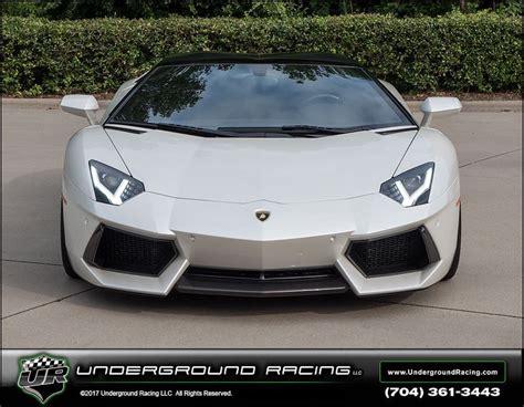 Underground Lamborghini Deze Aventador Roadster Levert Meer Dan 1000 Pk Autoblog Nl