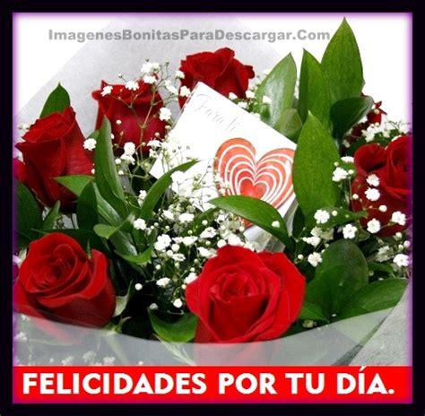 imagenes bonitas de cumpleaños con flores flores de cumplea 241 os para enviar por facebook frases