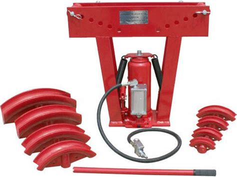 16 ton air hydraulic pipe bender gses