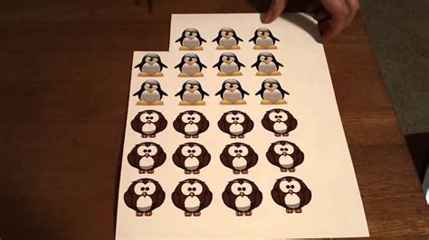 Printable Vinyl Stickers | make your own inkjet printable vinyl stickers youtube