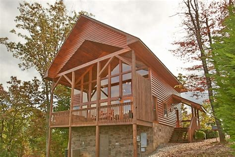 Majestic Cabin In Pigeon Forge Tn by Pigeon Forge Cabin Majestic Memories 1 Bedroom